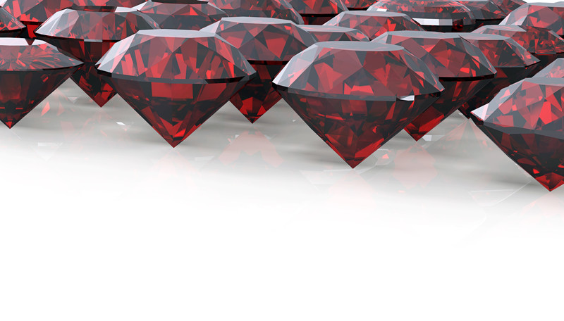All You Need to Know about January's Birthstone: Red Garnet
