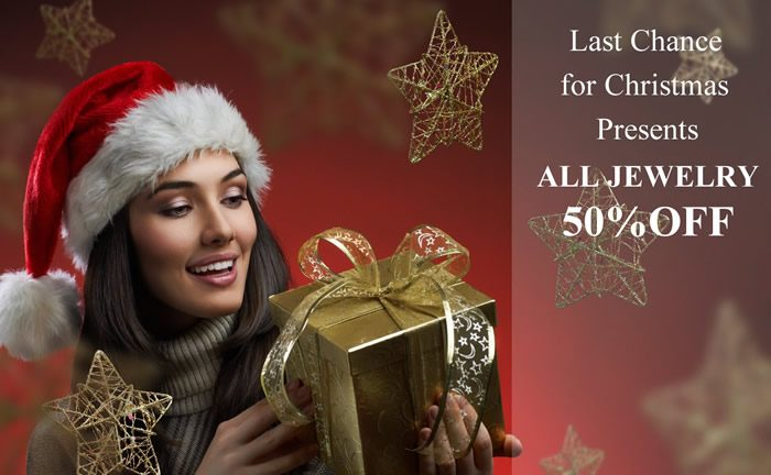 Last Chance For Christmas.Last Chance For Christmas Presents All Jewelry 50 Off