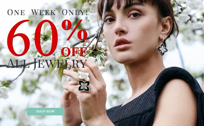 One Week Only - All Jewelry 60% OFF