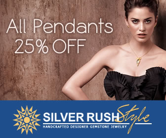 ALL Pendants 25% OFF - Over 5 137 Unique Pendants Designs on SALE at www.SilverRushStyle.com