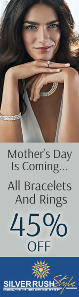 All Bracelets and Rings 45% OFF