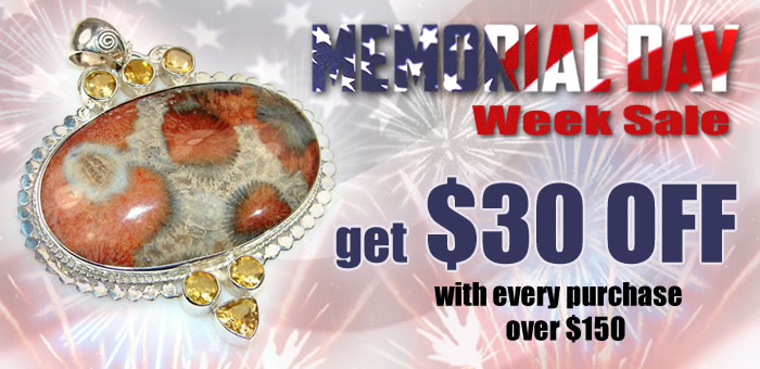 Memorial Day Week SALE