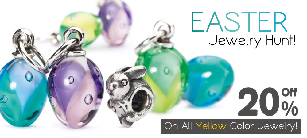 Easter SALE - Yellow Color Jewelry 20% OFF