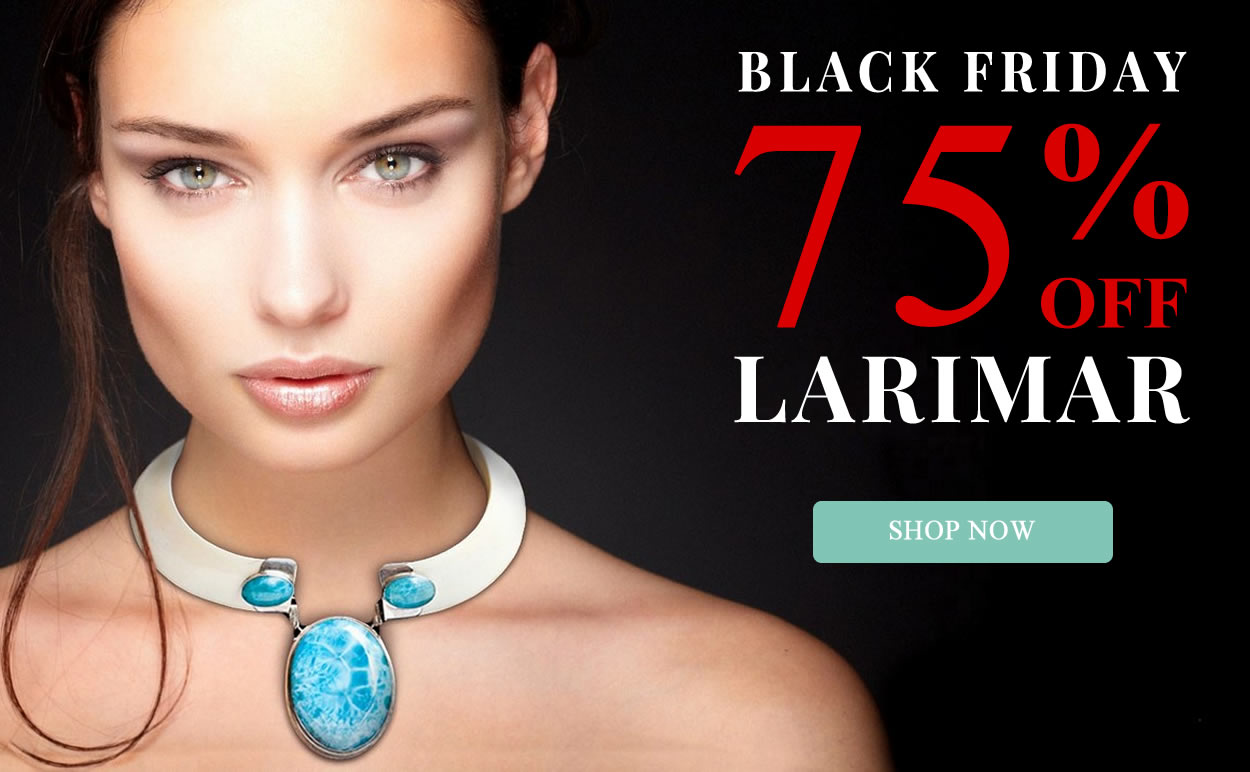 Christmas Joyland - Larimar Jewelry 75% OFF