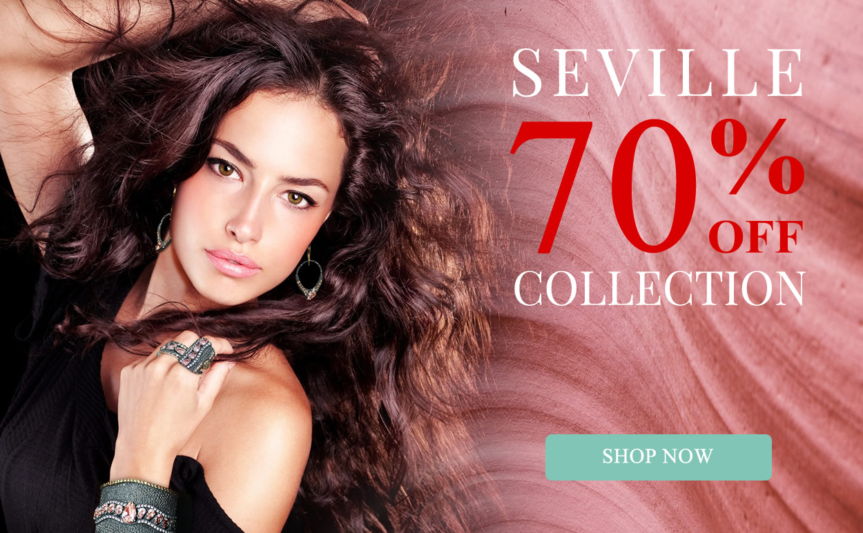 Seville Jewelry 70% OFF