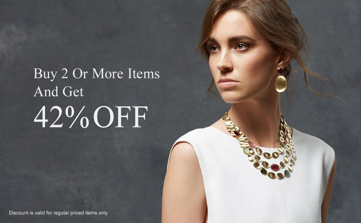 Buy 2 Items or More and Get 42%OFF