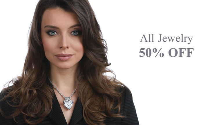 All Jewelry 50% OFF