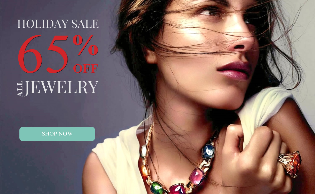 Cyber Monday - All Jewelry 63% OFF