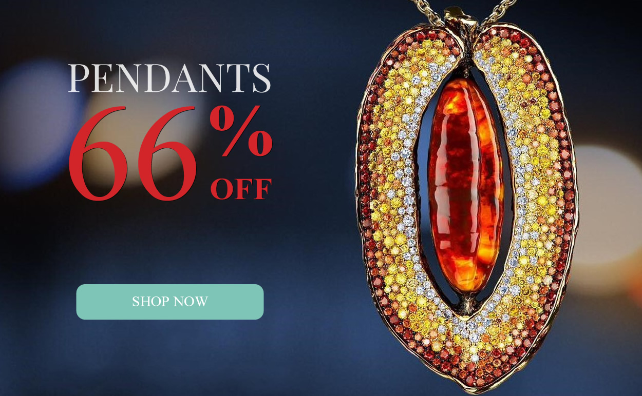 All Pendants 66% OFF