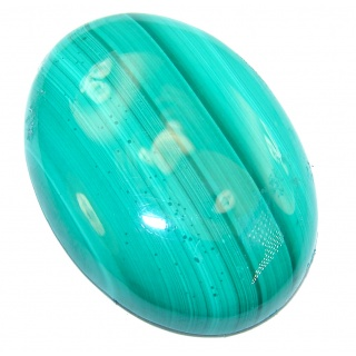Perfect AAA Green Malachite 45.5ct Stone