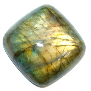 Natural AAA Fire Blue Labradorite 22.5ct Stone
