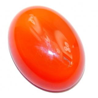 Simple Orange Carnelian 7.5ct Stone