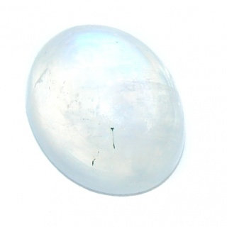 Petite Fire White Moonstone 3.5 ct Stone