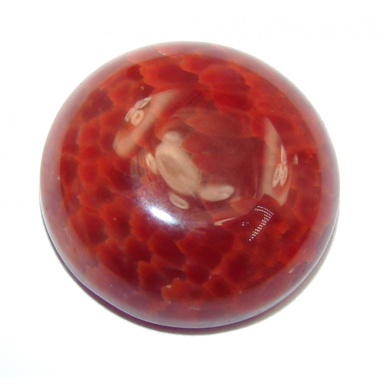 Simple Mexican Fire Agate 15 ct Stone