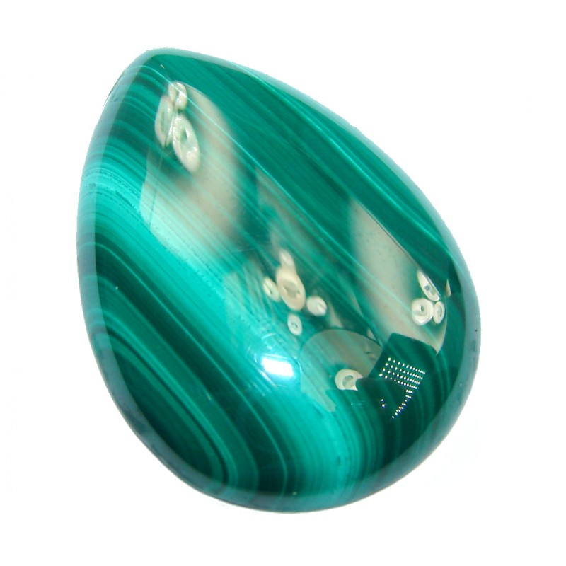 AAA Green Malachite 32.5ct Stone
