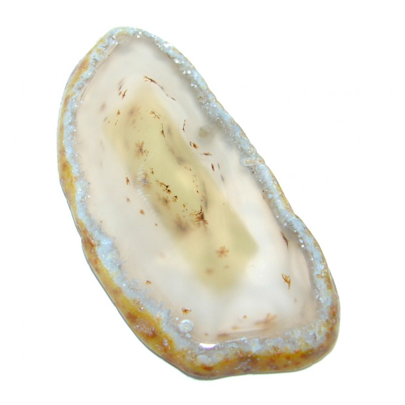 Secret Botswana Lace Agate 85.5ct Stone