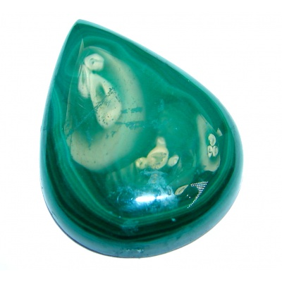 AAA Green Malachite 50.5ct Stone