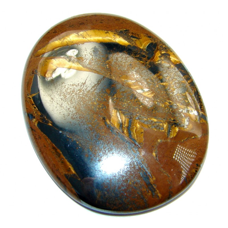 Amazing Golden Tigers's Eye 55.5ct Stone