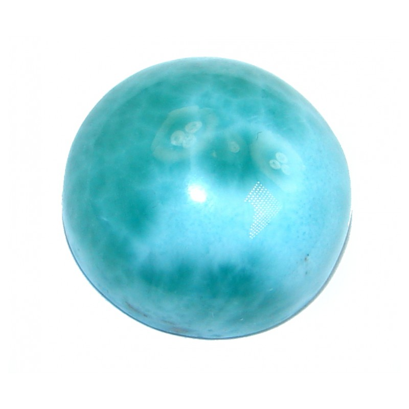 Natural Blue Larimar from Dominican Republic 18.5 ct Stone