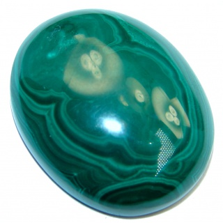 Genuine Green Malachite 102.5ct Stone