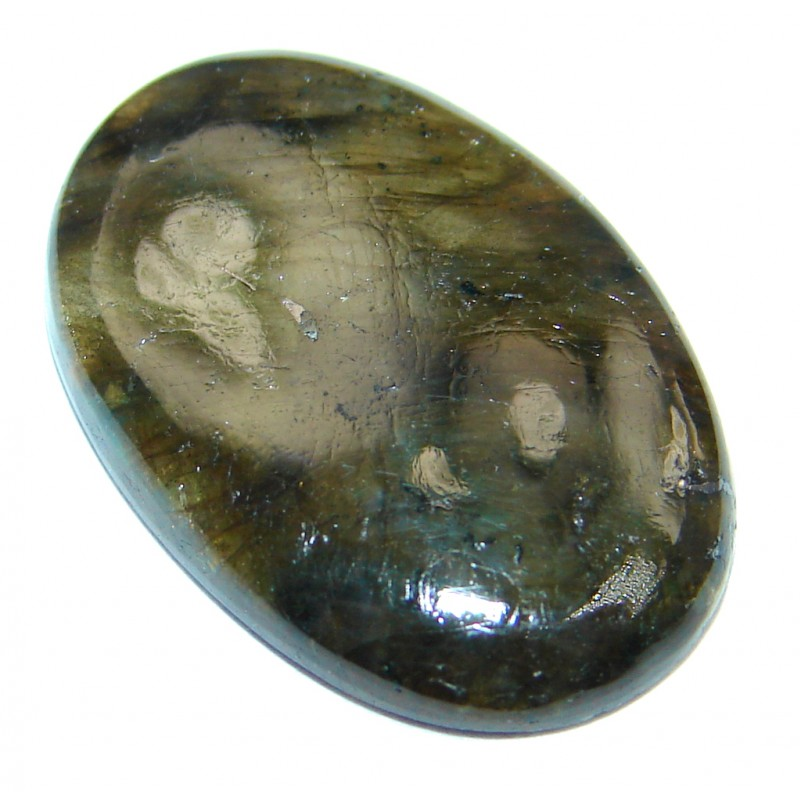 Natural AAA Fire Blue Labradorite 12.5 ct Stone