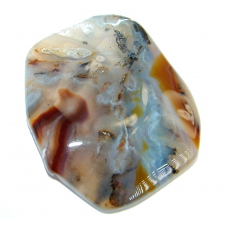 Natural Botswana Lace Agate 62.6ct Stone