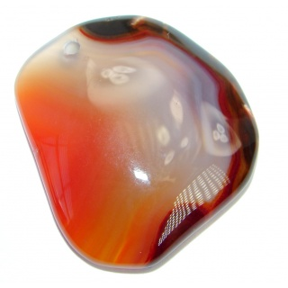 Natural Botswana Lace Agate 60.6ct Stone