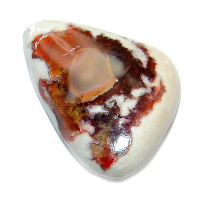 Genuine Mexican Fire Opal 7.5 ct Stone