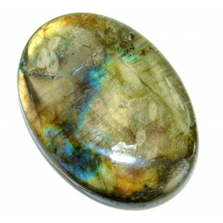Blue Fire Labradorite stone 47.85 ct