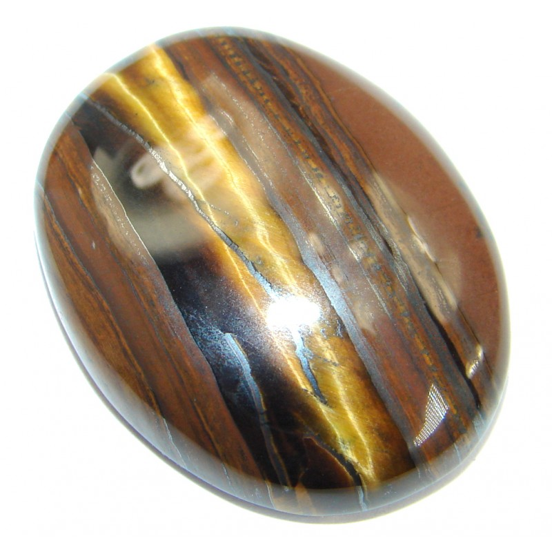 Amazing Golden Tigers's Eye 75.5ct Stone