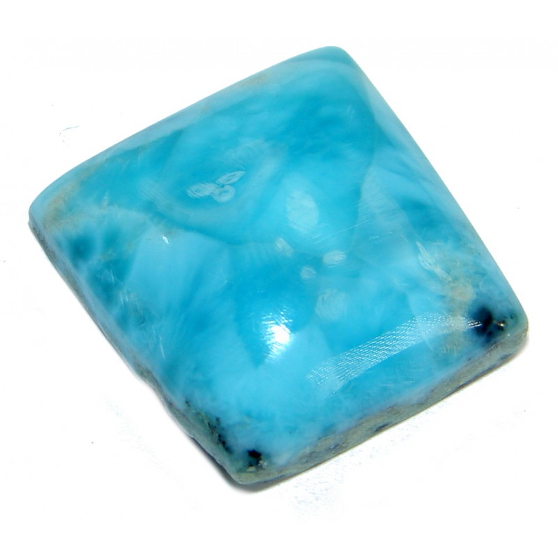 Natural Blue Larimar from Dominican Republic 51.5 ct Stone