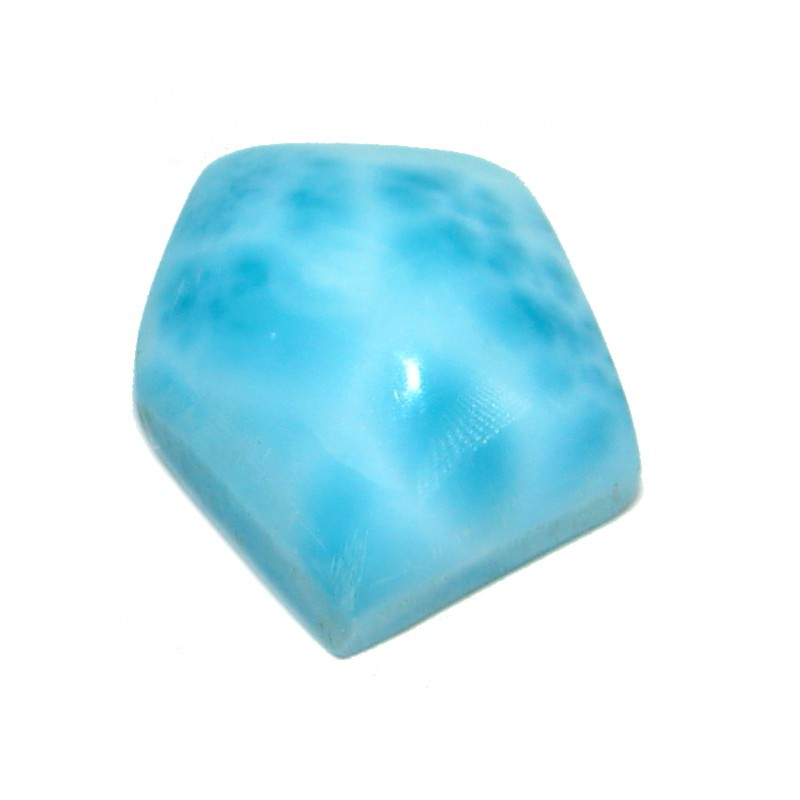 Natural Blue Larimar from Dominican Republic 11.5 ct Stone