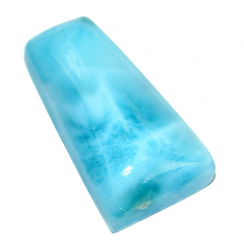 Natural Blue Larimar from Dominican Republic 20.5 ct Stone