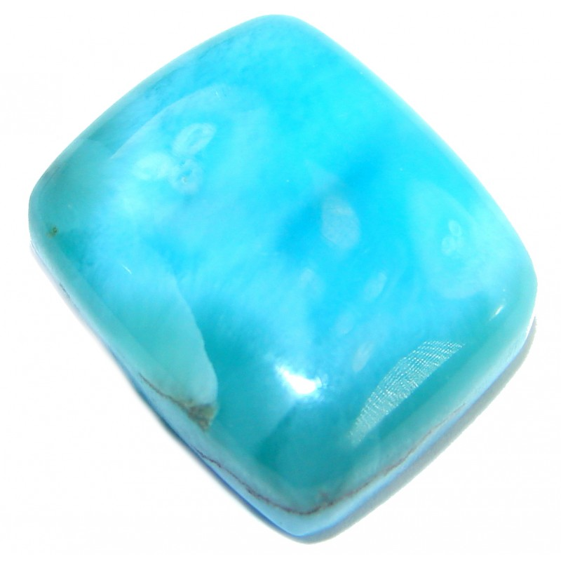 Natural Blue Larimar from Dominican Republic 30.5 ct Stone