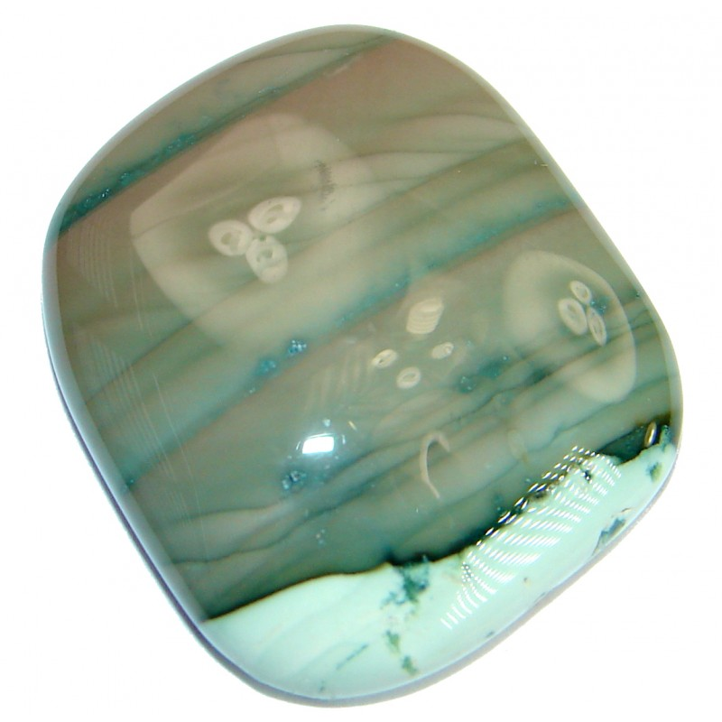 Natural Imperial Jasper 30.8 ct Stone