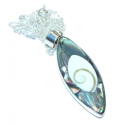 Vitamin Sea .925 Shell Sterling Silver necklace