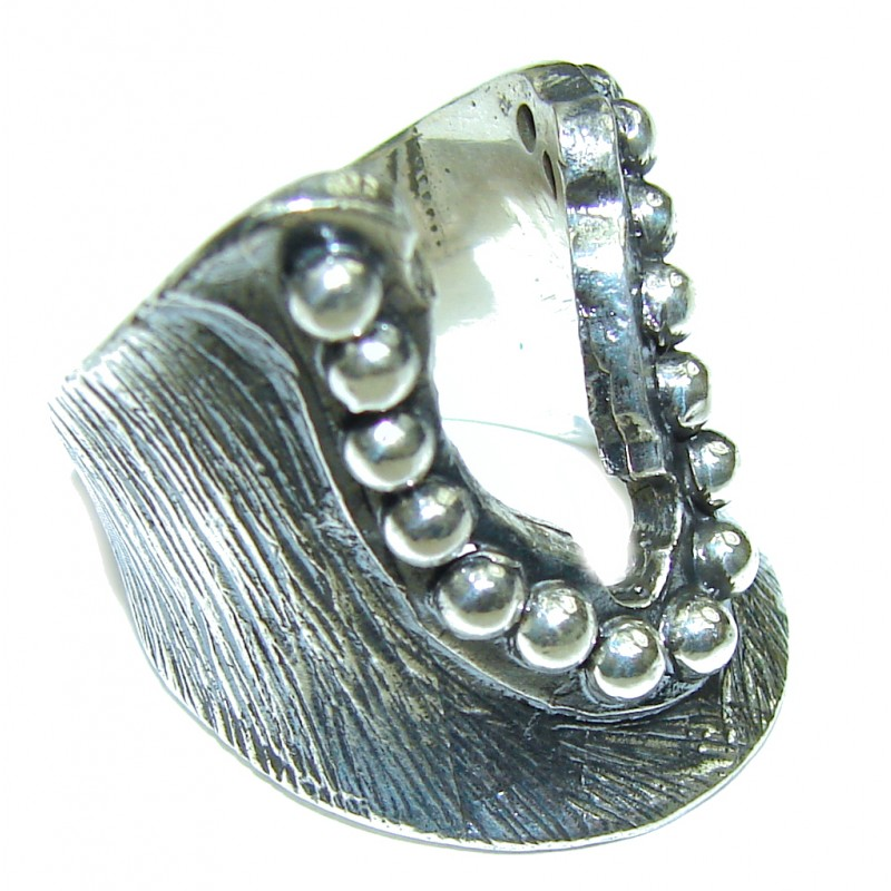 silver sterling silver ring s 6 12 20g
