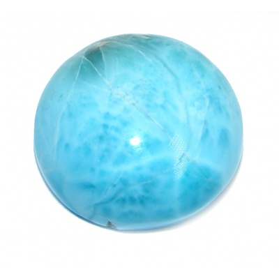 Natural Blue Larimar from Dominican Republic 13.5 ct Stone