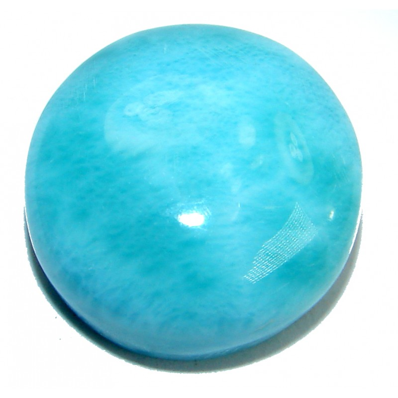 Natural Blue Larimar from Dominican Republic 10.5 ct Stone